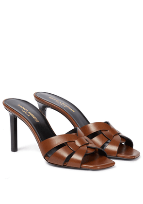 Tribute 85 leather sandals