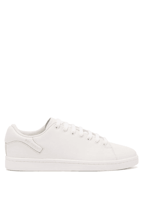 Raf Simons - Orion Faux-leather Trainers - Mens - White