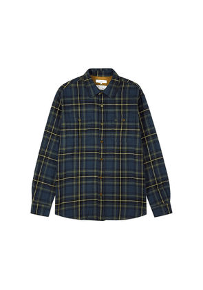 Nudie Jeans Filip Checked Flannel Shirt