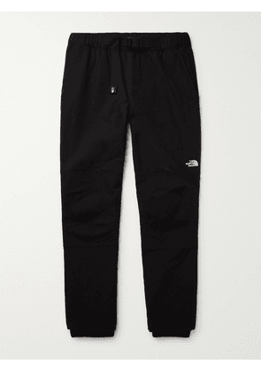 The North Face - Tapered Belted Stretch-Shell Trousers - Men - Black - S