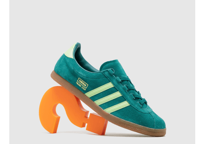 adidas Trimm Star London - size? Exclusive, Green/Brown