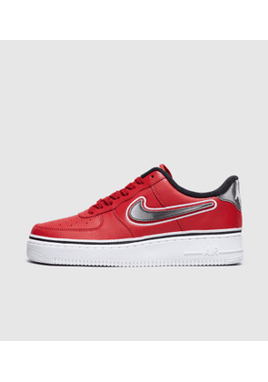 Nike Air Force 1 Low '07 LV8 'NBA', Red/White