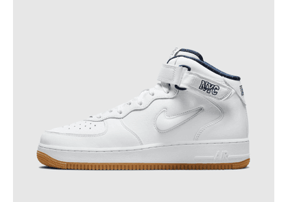Nike Air Force 1 Mid 'NYC', White