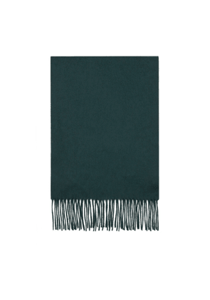 Mulberry Cashmere Scarf - Mulberry Green