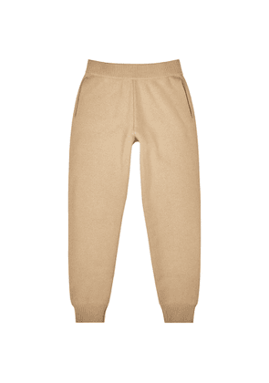 Lanvin Camel Knitted Sweatpants