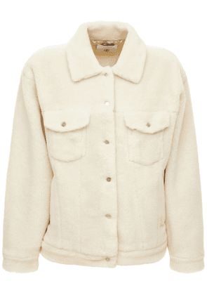 Rory Faux Shearling Jacket