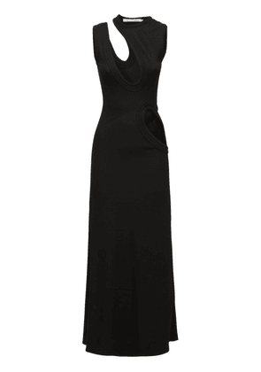 Maxi Open Front & Side Dress