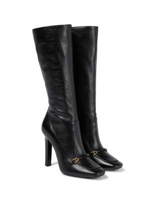 Camden 105 leather boots