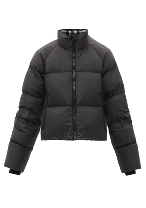 Burberry - Alsham Quilted Down Jacket - Womens - Black