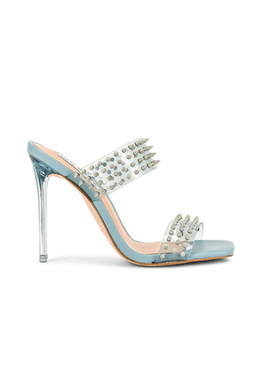 Steve Madden Lunna Sandal in Baby Blue. Size 5.5, 6.5, 7, 7.5, 8, 8.5, 9, 10.