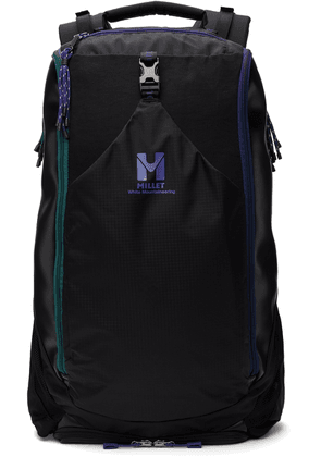 White Mountaineering Black Millet Edition EXP35 Backpack