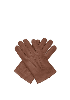 Dents - Cambridge Leather Gloves - Mens - Brown