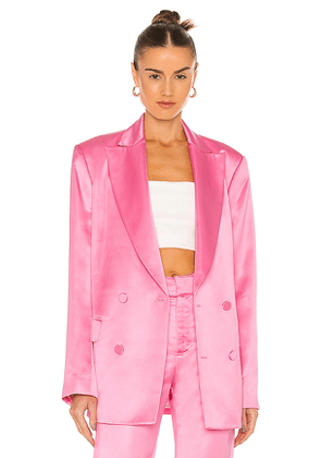 A.L.C. Riley Jacket in Pink. Size 2, 4, 6, 8.