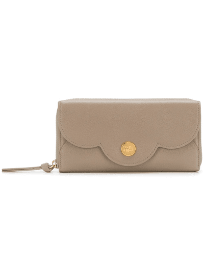 3638b94500c See By Chloé Polina continental wallet