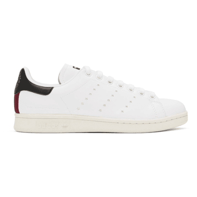 promo code b3218 bac69 Stella McCartney White adidas Originals Edition Stan Smith Sneakers