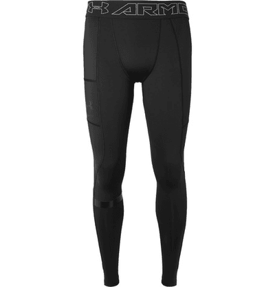 3c6277e603e7e Under Armour | Stormcyclone Coldgear Compression Tights | Black |  MILANSTYLE.COM