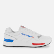 outlet on sale running shoes great deals Polo Sport Ralph Lauren Men's Trackstar 100 Runner Style Trainers ...