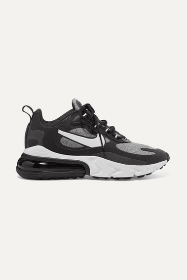 nike air max 270 react neoprene and faux leather