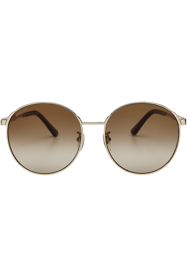 a5d1b92d9 Gucci Round Sunglasses | MILANSTYLE.COM