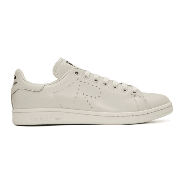 the latest f0f8d 4eb66 Raf Simons Grey adidas Originals Edition Stan Smith Sneakers