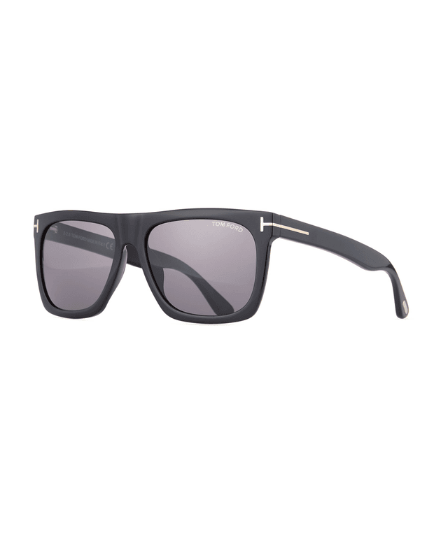 95472e57e85e0 Morgan Thick Square Acetate Sunglasses