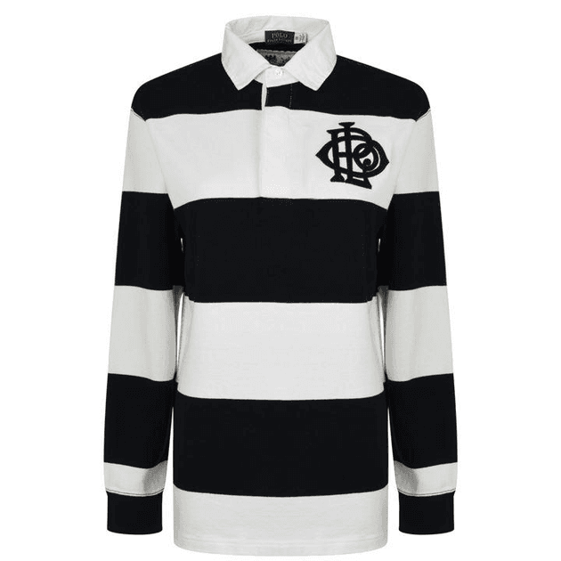 2a1005f9 POLO RALPH LAUREN Rugby Top | MILANSTYLE.COM