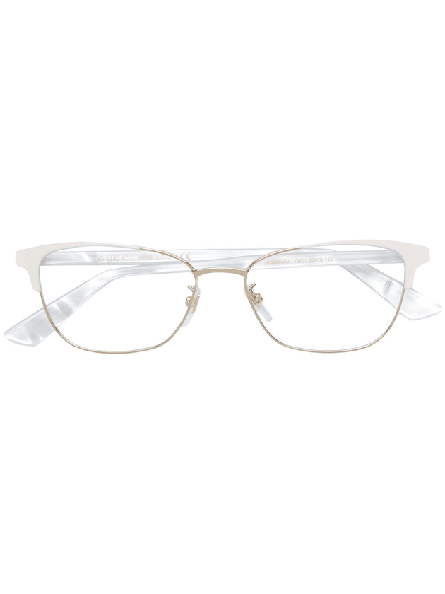 6c86035f65acd Gucci Eyewear cat eye frame glasses