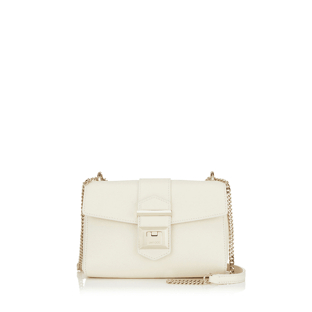 b06cf1abf17 MARIANNE/XB Linen Grainy Calf Leather Cross Body Bag | MILANSTYLE.COM
