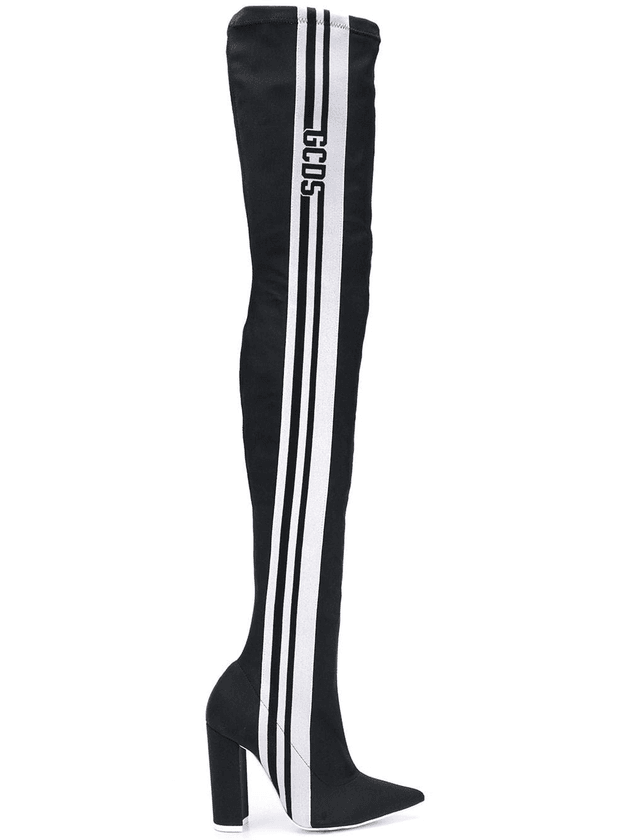 1d2860a6c04 Gcds over the knee boots