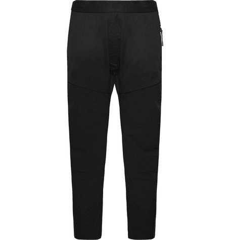 dcbadcc2116de Nike | Tech Pack Tapered Twill Cargo Trousers | Black | MILANSTYLE.COM