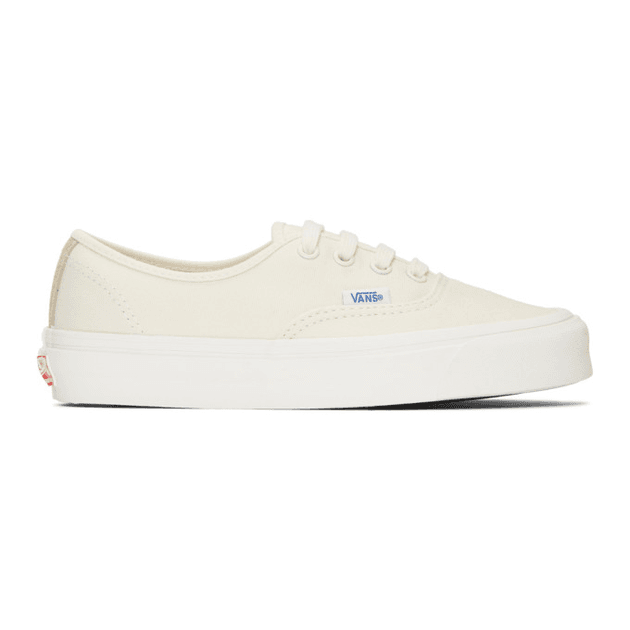 c269ab4a13 Vans Off-White OG Authentic LX Sneakers