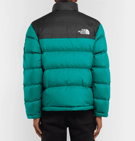 The North Face | 1992 Nuptse Quilted Shell Down Jacket