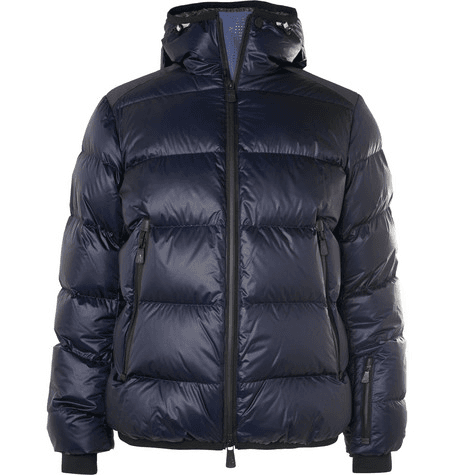 c6f50ddfcdad Moncler Grenoble - Hintertux Quilted Ski Jacket - Blue
