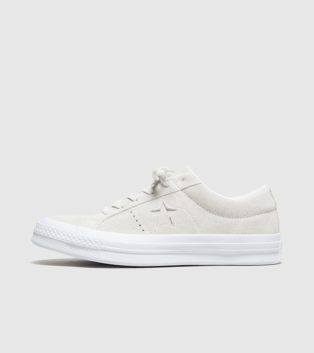 5571600a2676cb Converse One Star Suede Women s