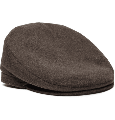 a95015a44 Lock & Co Hatters | Oslo Mélange Wool And Alpaca-blend Flat Cap ...