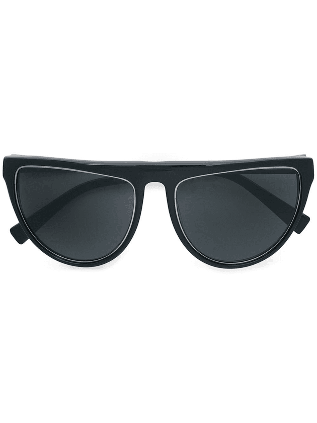 00010bbe4d7e3 Balmain cat eye sunglasses