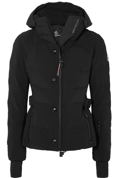 ef900574b Moncler Grenoble - Guyana Quilted Shell Down Jacket - Black