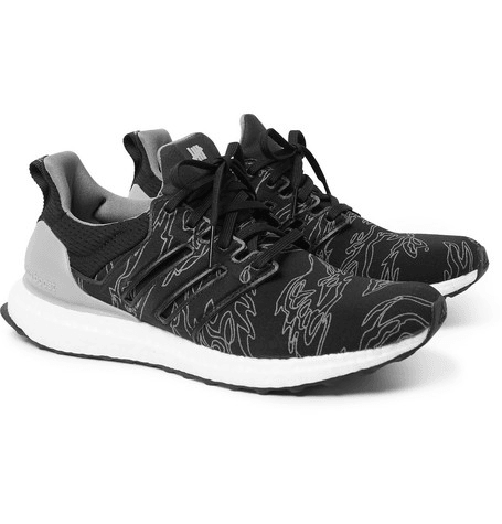 uk availability 2f1fd 94d4a adidas Consortium | + Undefeated Ultraboost Rubber-trimmed ...