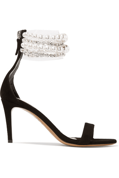 superior quality picked up free shipping Alexandre Vauthier | Coco Faux Pearl And Crystal-embellished ...
