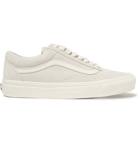 vans old skool dx leather sneaker