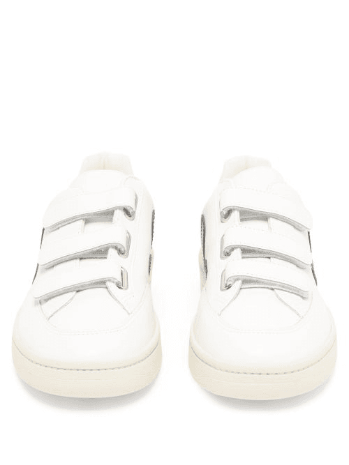 womens trainers with velcro straps